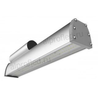 Уличный консольный светодиодный светильник 50Вт